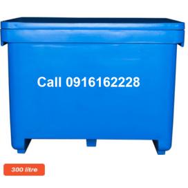 Thùng nhựa cách nhiệt Malaysia 300L