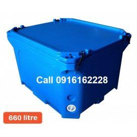 Thùng nhựa cách nhiệt Malaysia 660L